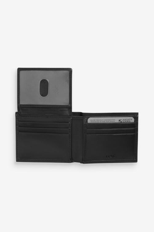 Next NT Embossed Logo Wallet