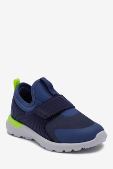 Next Touch Fastening Trainers (Younger) - 290943