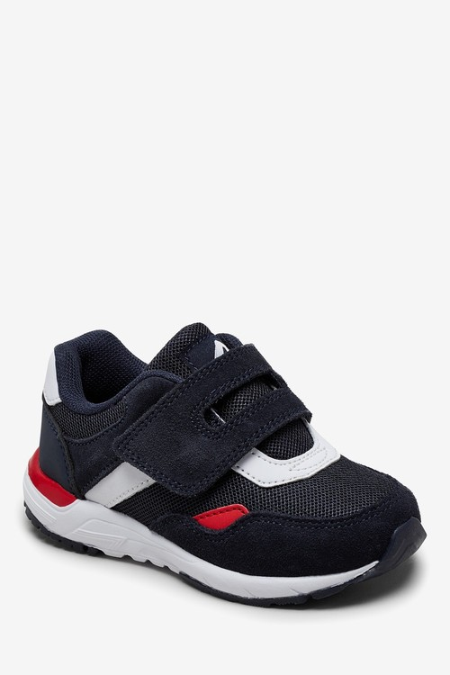 Next Single Strap Trainers (Younger)