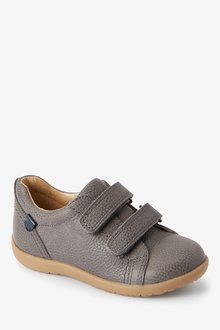 Next Leather Touch Fastening Shoes (Younger) - 290951