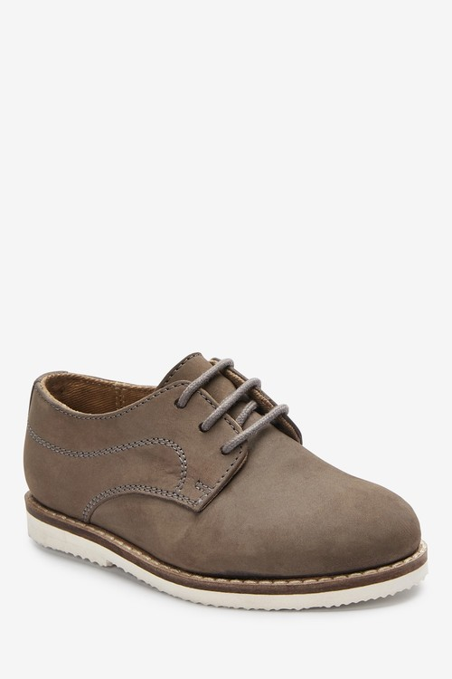 Next Leather Derby Shoes (Younger)