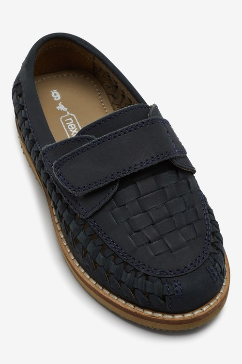 Next Woven Loafers (Younger)