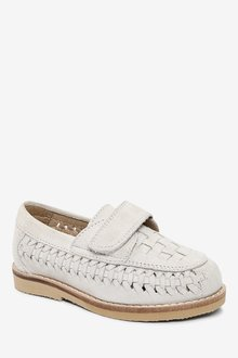 Next Woven Loafers (Younger) - 290955