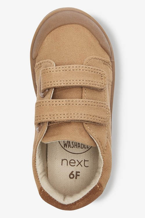 Next Machine Washable Touch Fastening Shoes (Younger)