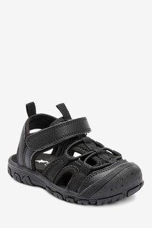 Next Bump Toe Trekker Sandals (Younger) - 290973