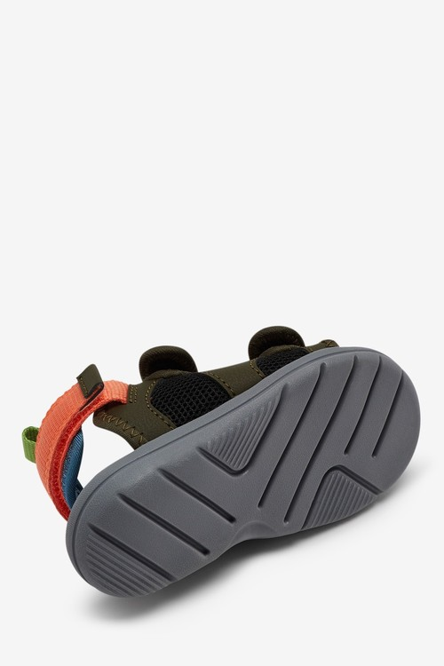 Next Lightweight Double Strap Trekker Sandals (Younger)