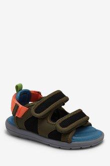 Next Lightweight Double Strap Trekker Sandals (Younger) - 290982