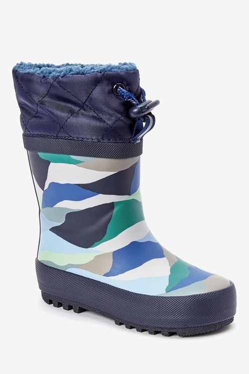 Next Cuff Wellies (Younger)