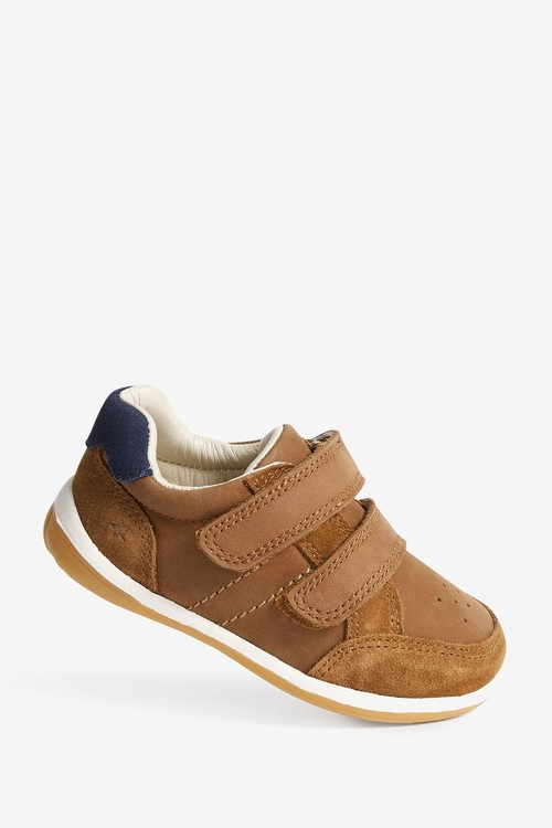 Next Leather First Walker Shoes (Younger)