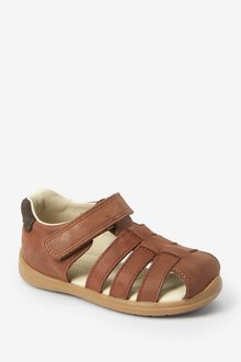 Next Leather First Walker Fisherman Sandals (Younger) - 291000