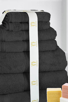 Ramesses 100% Egyptian Cotton 7-Piece Towel Set - 291054