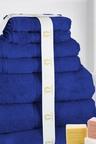 Ramesses 100% Egyptian Cotton 7-Piece Towel Set