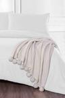 Shangri-La Linen Cashmere Touch Flannelette Quilt Cover Set