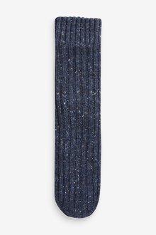 Next Borg Lined Slipper Socks - 291089