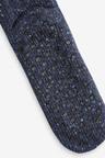 Next Borg Lined Slipper Socks
