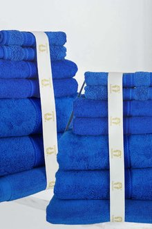 Ramesses 100% Egyptian Cotton 14-Piece Towel Set - 291099