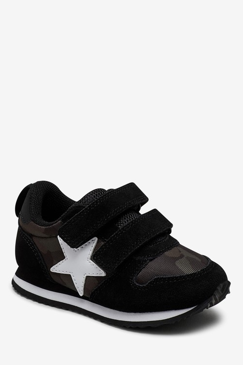 Next Touch Fastening Trainers (Younger)