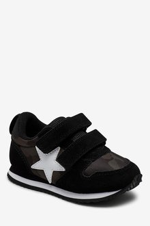 Next Touch Fastening Trainers (Younger) - 291100