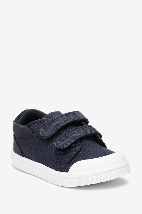 Next Machine Washable Touch Fastening Shoes (Younger)-Wide Fit