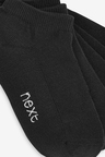 Next 5 Pack Cushioned Sole Trainer Socks