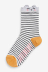 Next 7 Pack Days Of The Week Character Socks
