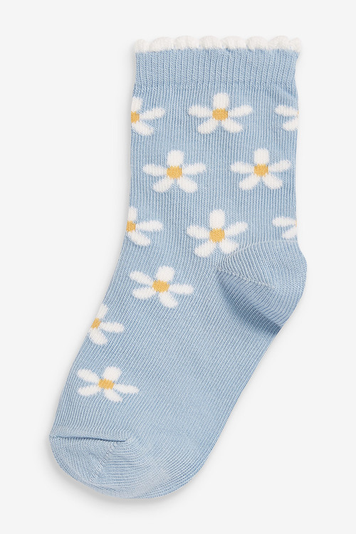 Next 7 Pack Pretty Character Socks