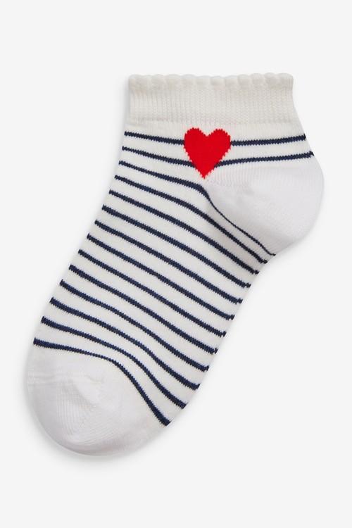 Next 5 Pack Trainer Socks