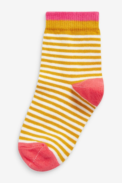 Next 5 Pack Ankle Socks