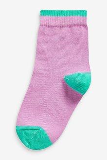 Next 5 Pack Ankle Socks - 291187