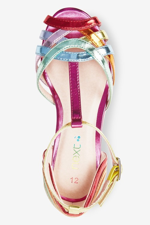 Next Wedge T-Bar Sandals (Older)