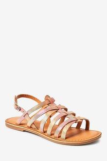 Next Strappy Sandals (Older) - 291217