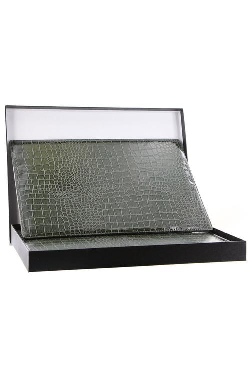 De Burg Crocodile Table Mat
