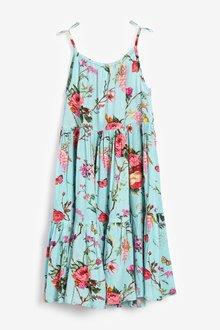 Next Tiered Dress - 291248