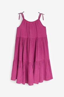 Next Tiered Dress - 291253