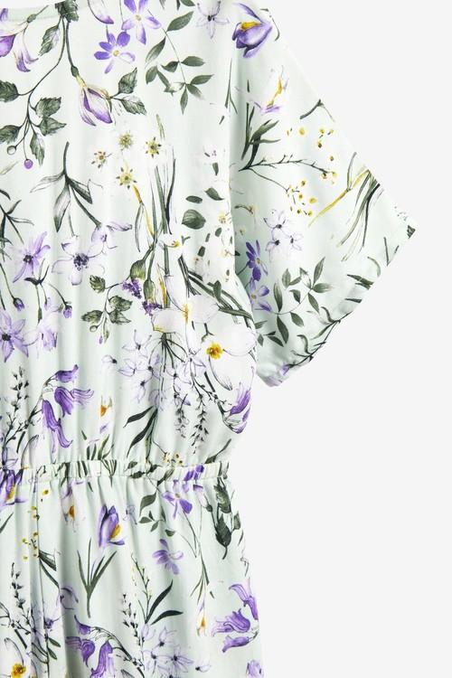 Next Floral Playsuit