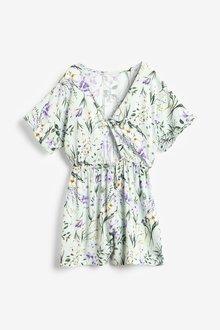 Next Floral Playsuit - 291254