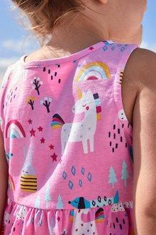 Next Sleeveless Jersey Dress - 291260