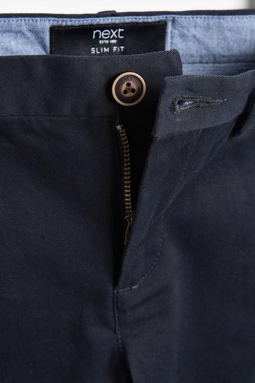 Next 2 Pack Chino Trousers (3-16yrs)