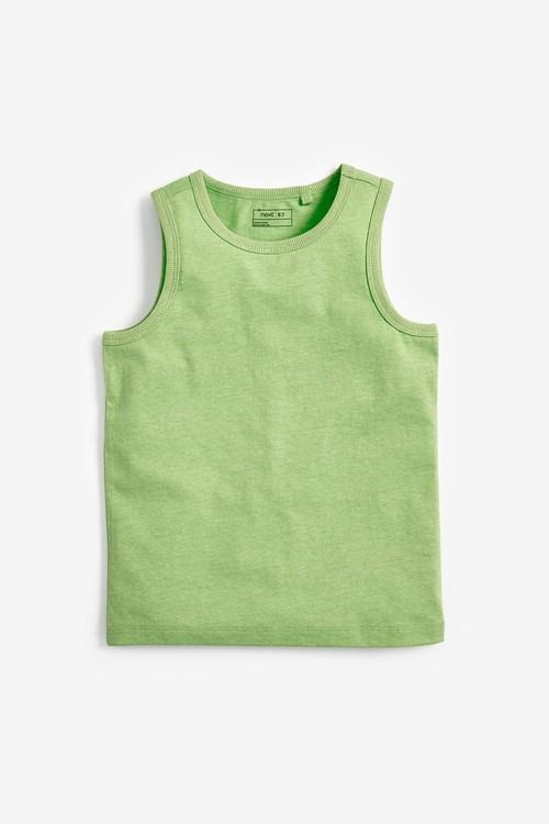 Next 4 Pack Vests (3-16yrs)