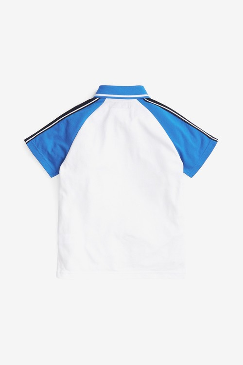 Next Taped Polo (3-16yrs)