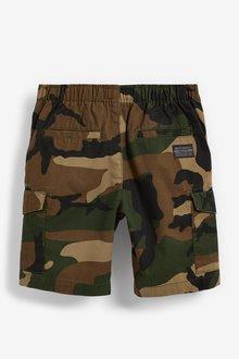Next Pull-On Cargo Shorts (3-16yrs) - 291406