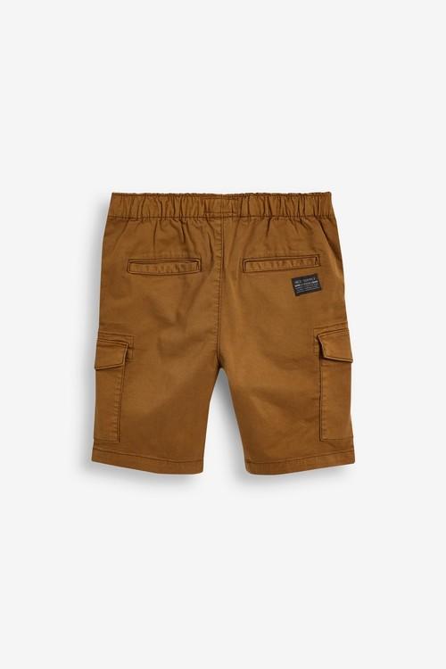 Next Pull-On Cargo Shorts (3-16yrs)