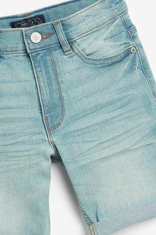 Next 2 Pack Denim Shorts (3-16yrs) - 291409