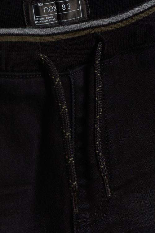 Next Super Soft Pull-On Denim Shorts (3-16yrs)
