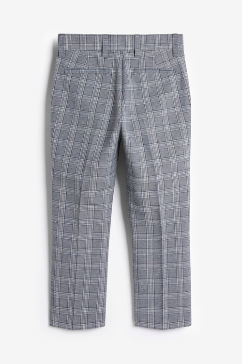 Next Formal Check Trousers (3-16yrs)