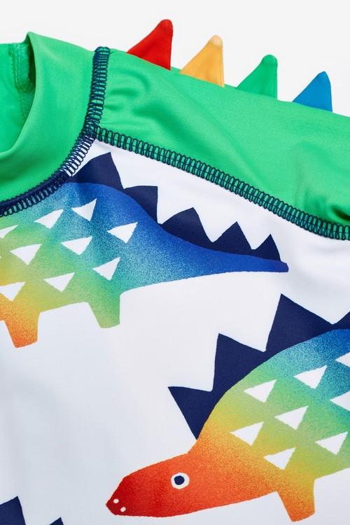 Next Sunsafe Swimsuit And Sun Hat Set (3mths-7yrs)