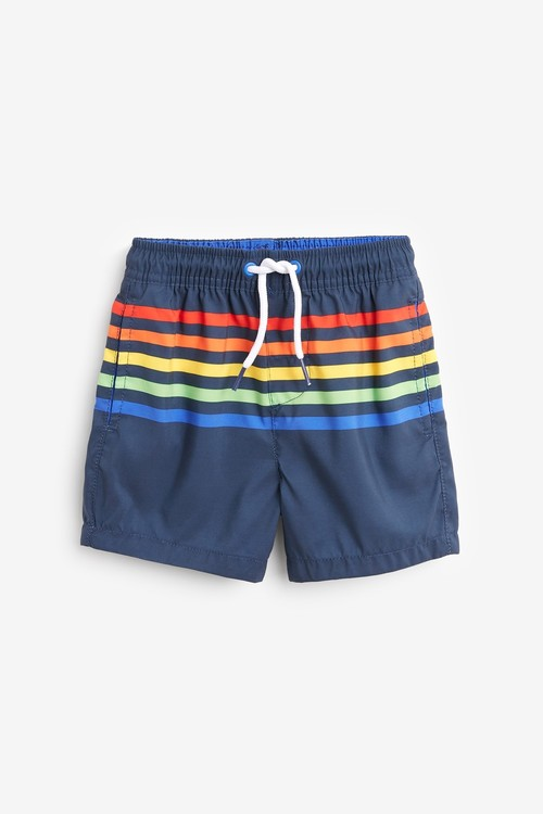 Next Rainbow Crab Rash Vest and Shorts Set (3mths-7yrs)