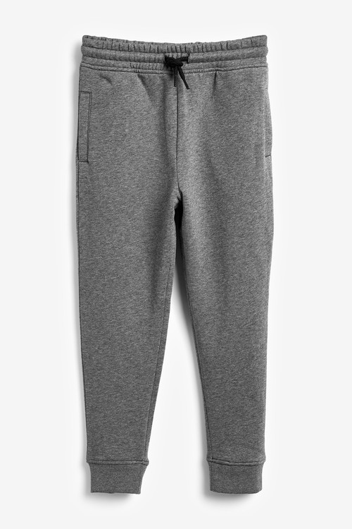 Next 3 Pack Joggers (3-16yrs)-Slim Fit
