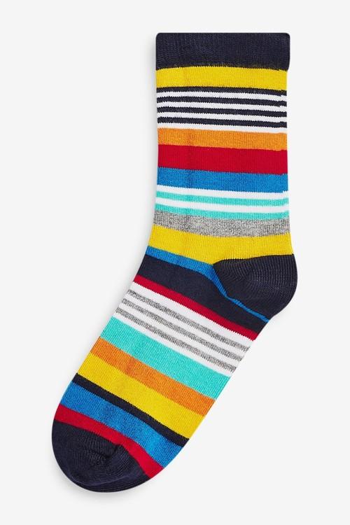 Next 7 Pack Bamboo Rich Socks (Older)