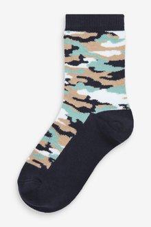 Next 7 Pack Cotton Rich Socks (Older) - 291520